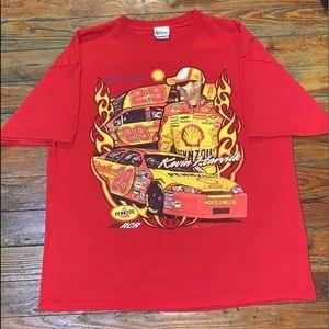 Vintage 90's | NASCAR T-shirt | Kevin Harvick